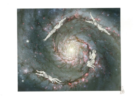 Vortex [Photo : The Heart of the Whirlpool Galaxy, Crédit : NASA/ESA and The Hubble Heritage Team (STScl/AURA)]