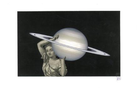 Un monde sur les épaules [Photo : Saturn on October 1996, Crédit : NASA/ESA and The Hubble Heritage Team (STScl/AURA)]